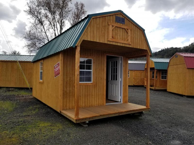 2017 Old Hickory Shed 10x20 Playhouse T2993