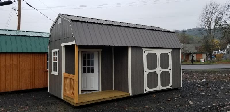 2018 Old Hickory WSLPHX 10X20 SIDE LOFTED PORCH PACKAGE