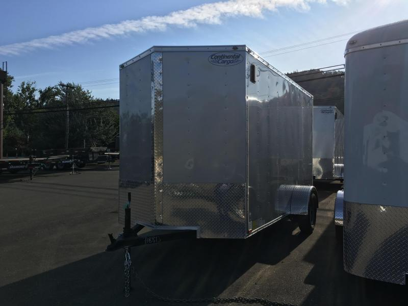 2020 Continental Cargo VHW612SA 6X12 Enclosed Cargo Trailer #LF718813