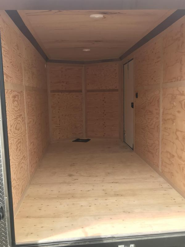 2020 Continental Cargo VHW612SA 6X12 Enclosed Cargo Trailer #LF717989