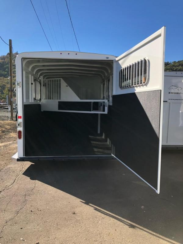 2019 Thuro-Bilt 3H Renegade Horse Trailer