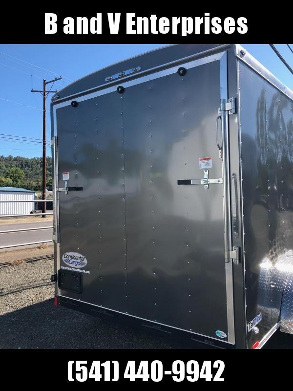 2019 Continental Cargo TAILWIND 7 X 14 Enclosed Cargo Trailer