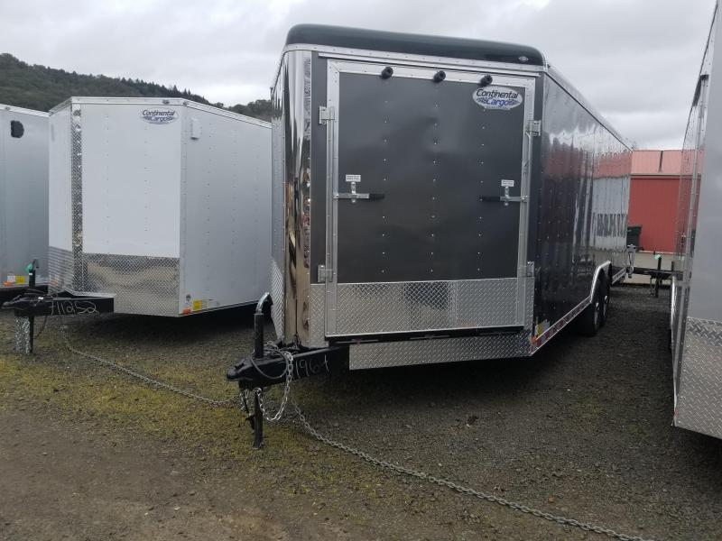 2018 Continental Cargo 8.5x22 custom upgraded Enclosed Cargo Trailer
