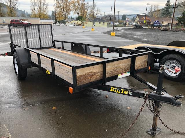 2004 Big Tex 5x12 Utility Trailer 41A17408