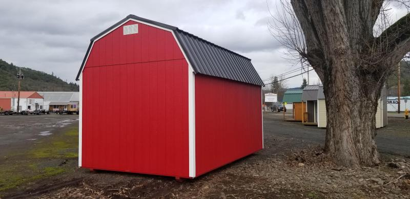 2018 Old Hickory WLBX 10 X 16 lofted barn shed