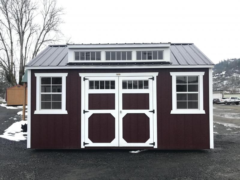 2019 Old Hickory WSUD 10 X 16 DORMER PACKAGE SHED T4440