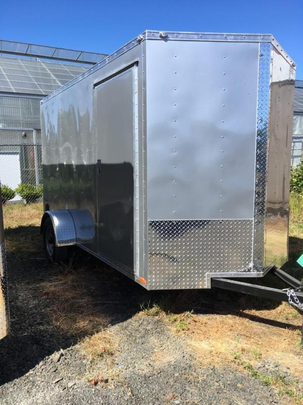 2019 Continental Cargo VHW610SA  6X10 Enclosed Cargo Trailer