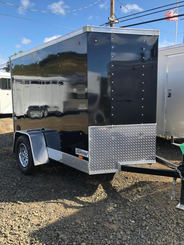 2018 Look Trailers V NOSE Enclosed Cargo Trailer