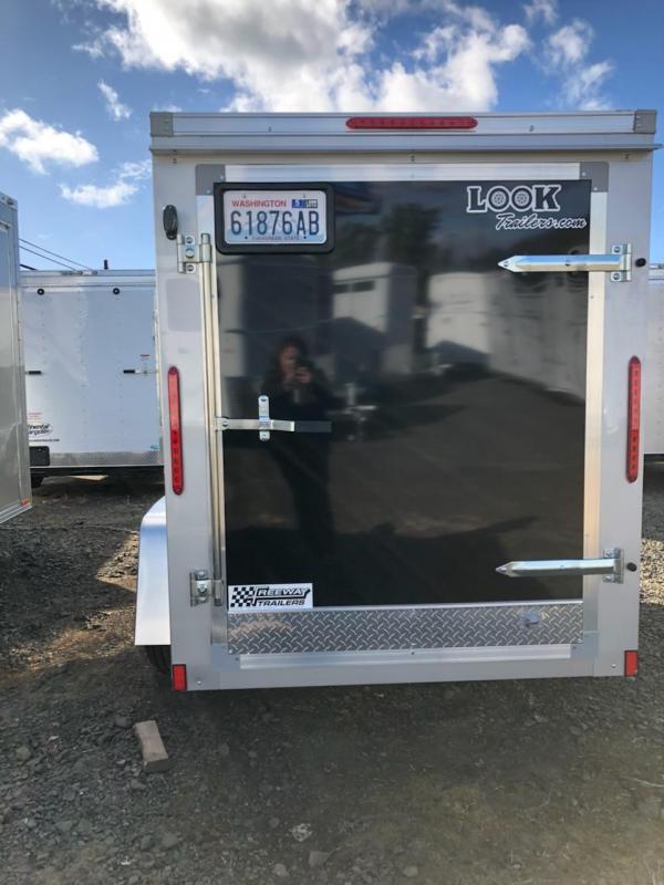 2018 Look Trailers V NOSE Enclosed Cargo Trailer