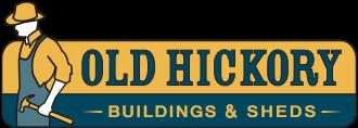 2018 Old Hickory WUT 8 X 12 UTILITY SHED DUTCH LAP SIDING