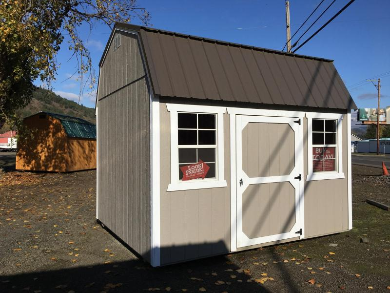 2018 Old Hickory WSLBX 10 X 12 SIDE LOFTED BARN SHED