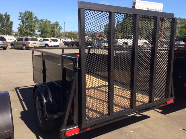 2017 Summit 5x8 Box Trailer H1001863