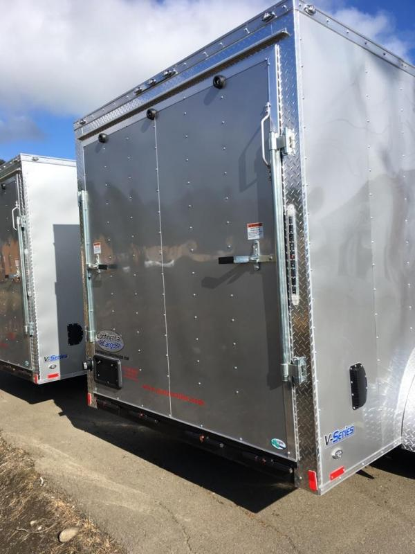2019 Continental Cargo VHW714TA2 7x14 Enclosed Cargo Trailer KF713740