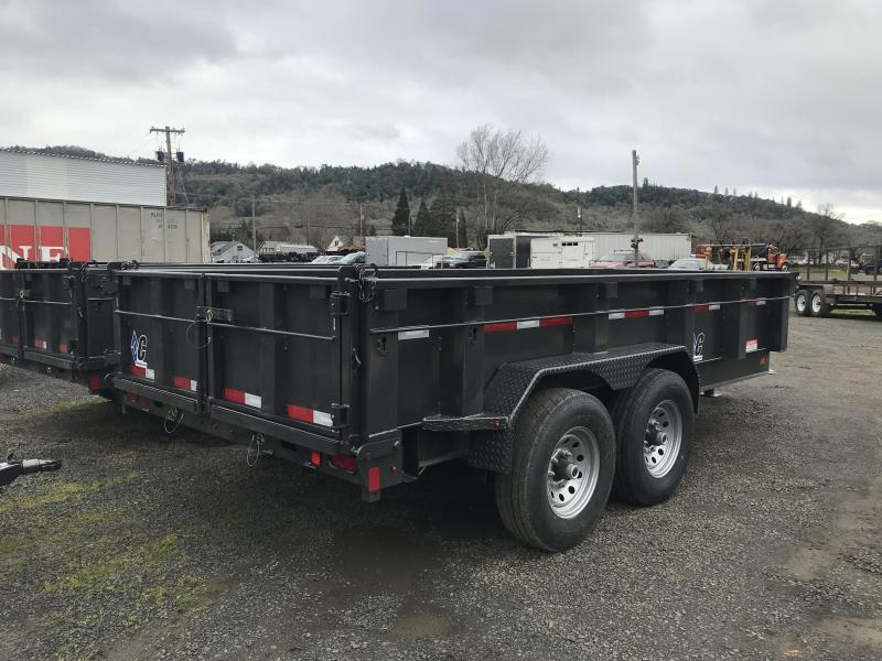 2019 Diamond C Trailers LPD207 82X14 LOW PROFILE Dump Trailer K1211211