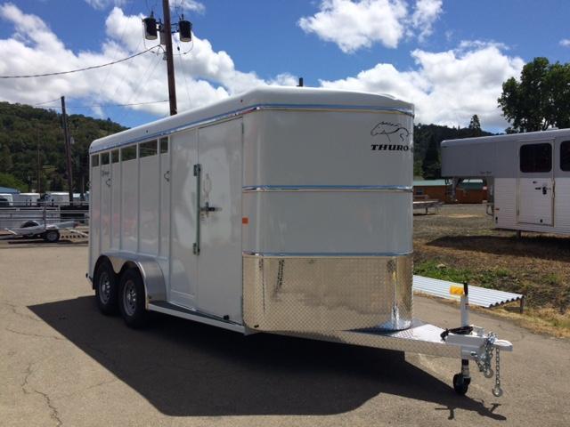2018 Thuro-Bilt 3H Wrangler Horse Trailer JR180047