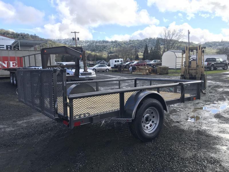 2019 Diamond C Trailers PSA 77X10 3K Utility Trailer K1210885