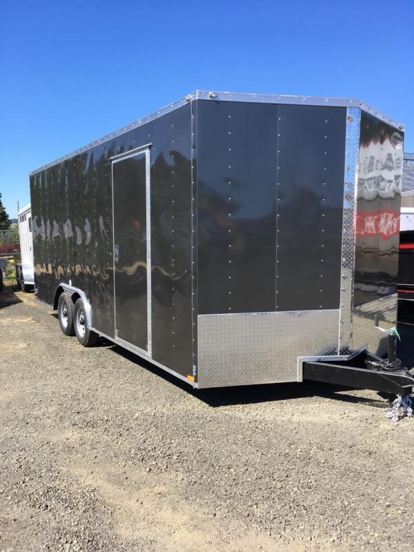 2019 Continental Cargo VHW8520TA2 8.5 X 20 Enclosed Cargo Trailer