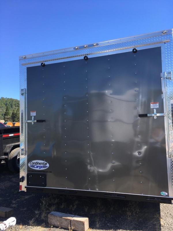 2019 Continental Cargo VHW8520TA2 8.5 X 20 Enclosed Cargo Trailer