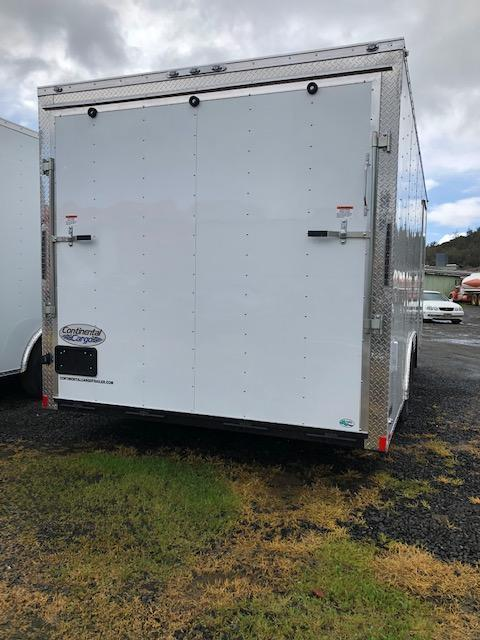 2020 Continental Cargo Car hauler VHW8520TA2  8.5 X 20 Enclosed Cargo Trailer #LF717980
