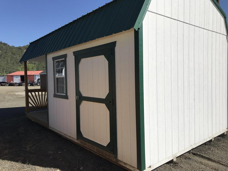 2019 Old Hickory WSLPHX side porch package lofted barn shed
