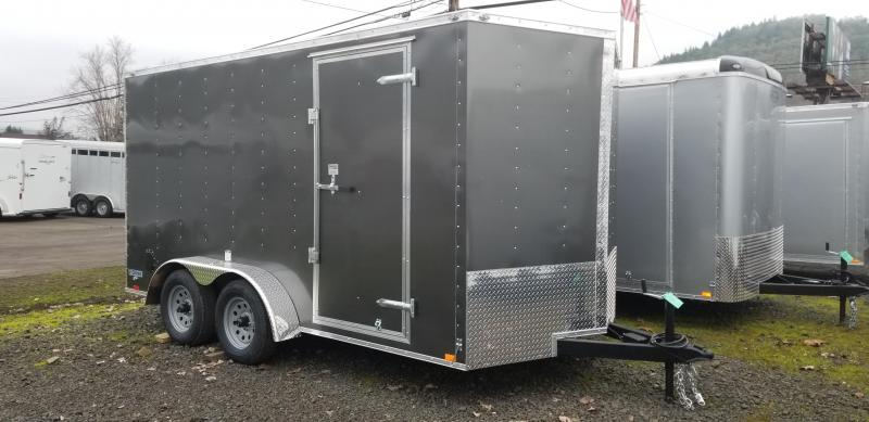 2019 Continental Cargo VHW714TA2 7x14 Enclosed Cargo Trailer