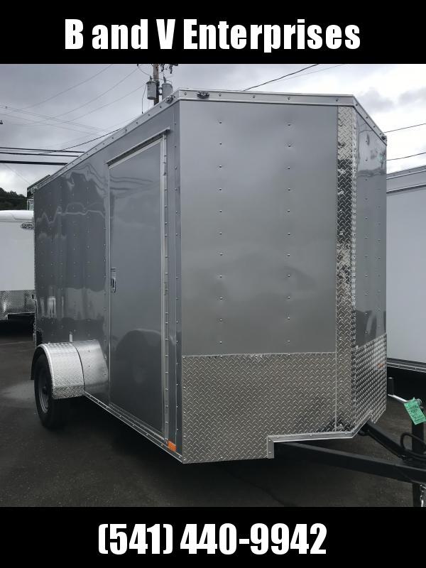 2020 Continental Cargo VHW612SA 6X12 Enclosed Cargo Trailer #LF717990