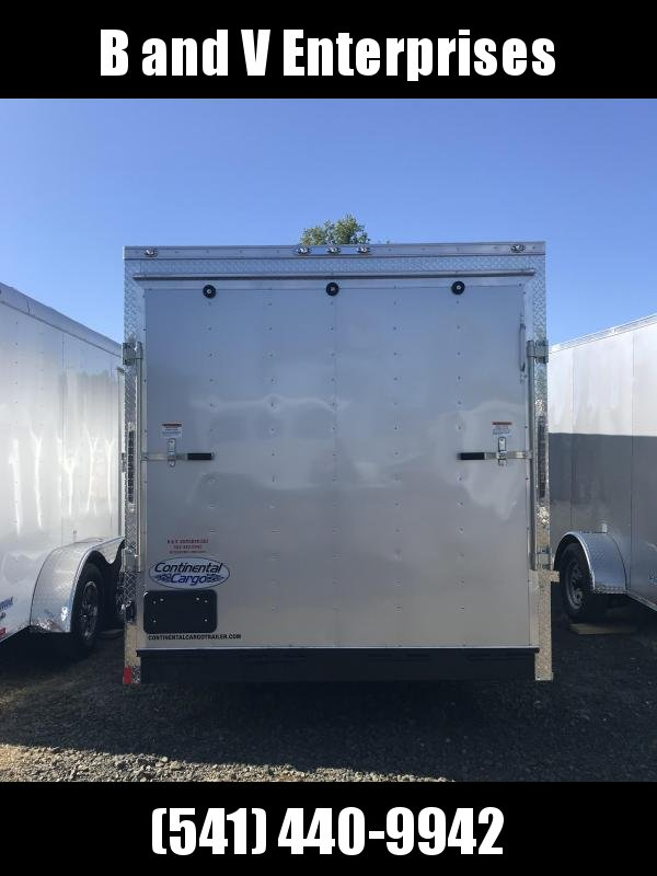 2020 Continental Cargo VHW716TA2 7x16 Enclosed Cargo Trailer #LF717978
