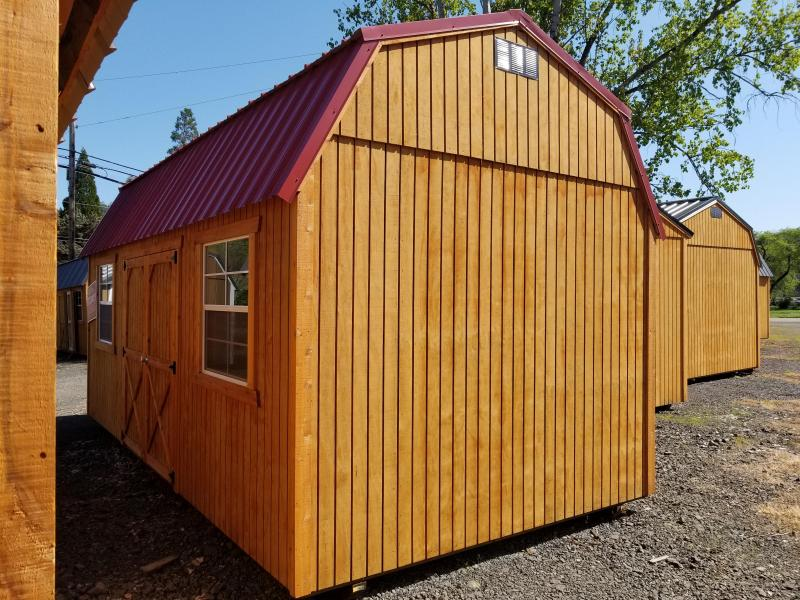 2017 Old Hickory Shed 10x20 Side Lofted Barn T2997