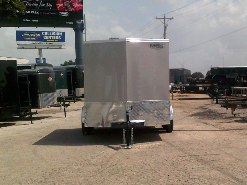 X2020 Cargo Express 7X12 Enclosed Cargo Trailer W/ Rear Ramp in Ashburn, VA