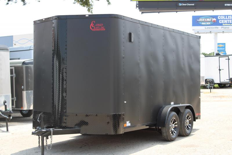 2019 Cargo Craft EV-7162 Enclosed Cargo Trailer