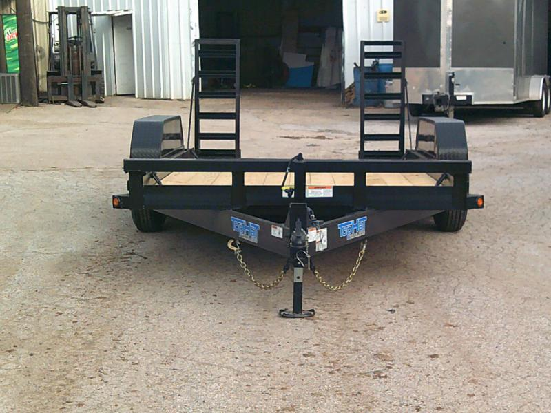 2019 12X81 Top Hat Trailer Equipment Trailer W/ 14000gvwr in Ashburn, VA