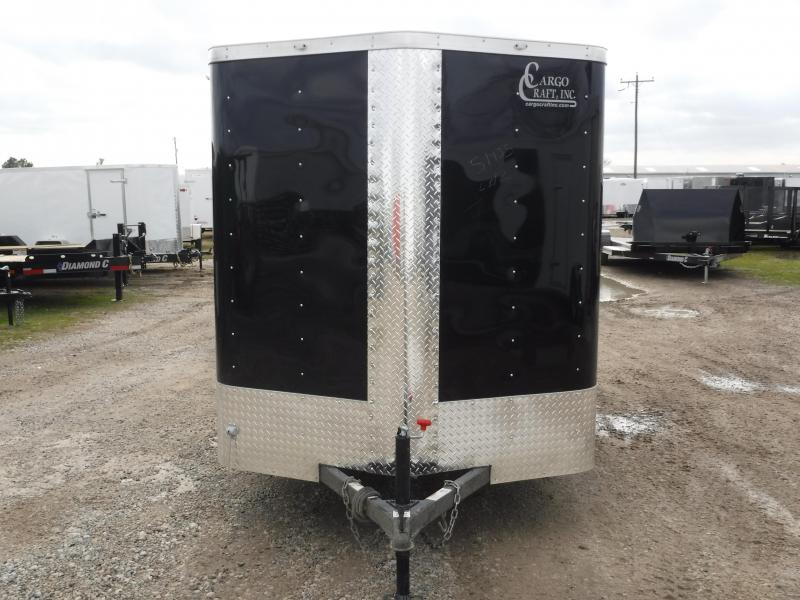 2018 Cargo Craft 6 x 10 Elite-V Enclosed Cargo Trailer