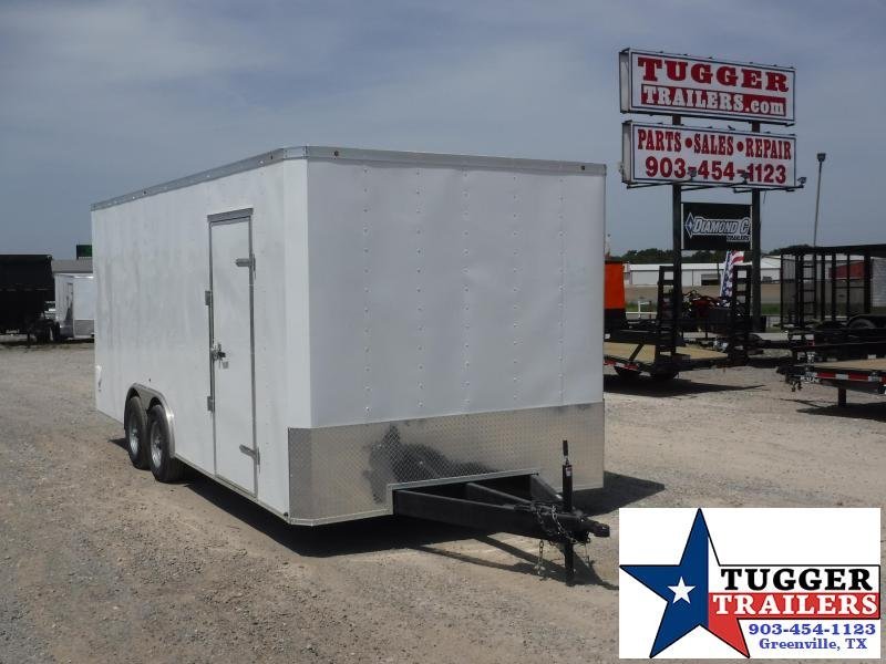 2019 T-Series 8.5x20 T-Series Enclosed Cargo Trailer