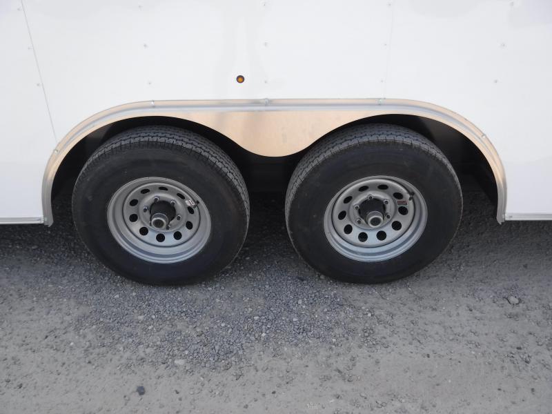 2019 T-Series 8.5x20 T-Series Enclosed Cargo Trailer