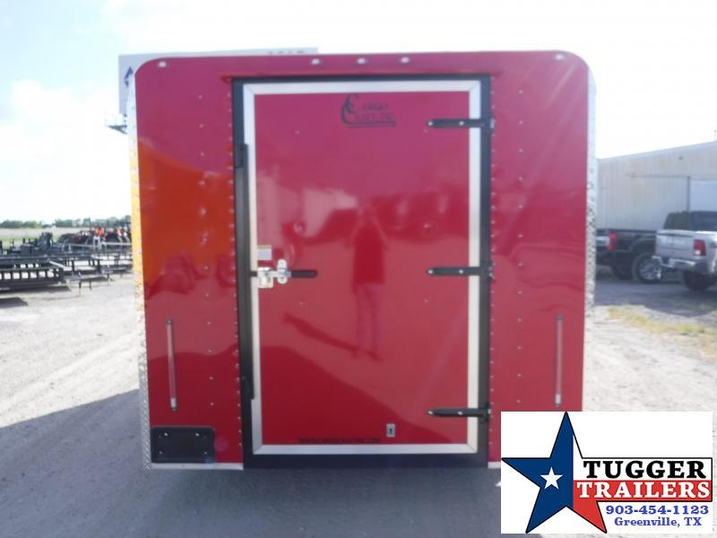 2019 Cargo Craft 8.5x16 16ft Food BBQ Street Taco Shaved Ice Vending / Concession Trailer