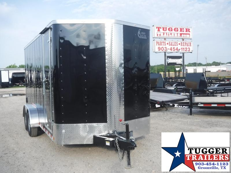 2019 Cargo Craft 7x16 16ft Ramp Enclosed Cargo Trailer