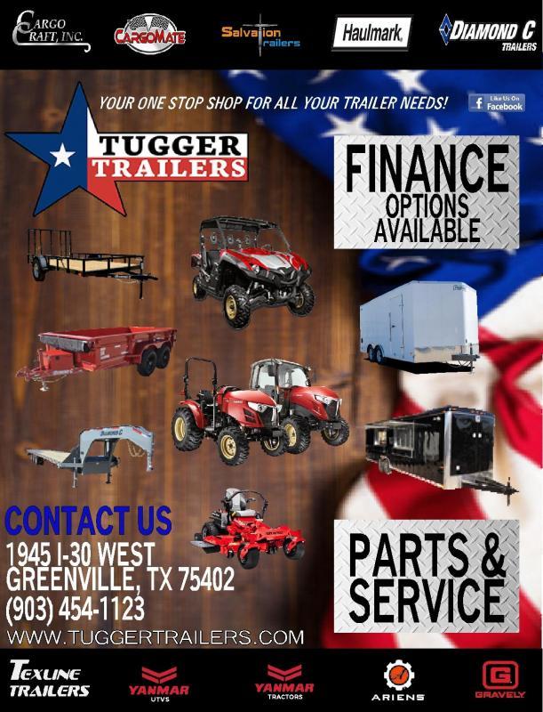 2018 Yanmar USA YT 235 Tractor