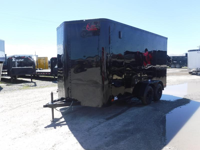 2019 Cargo Craft EV-7162 Enclosed Cargo Trailer