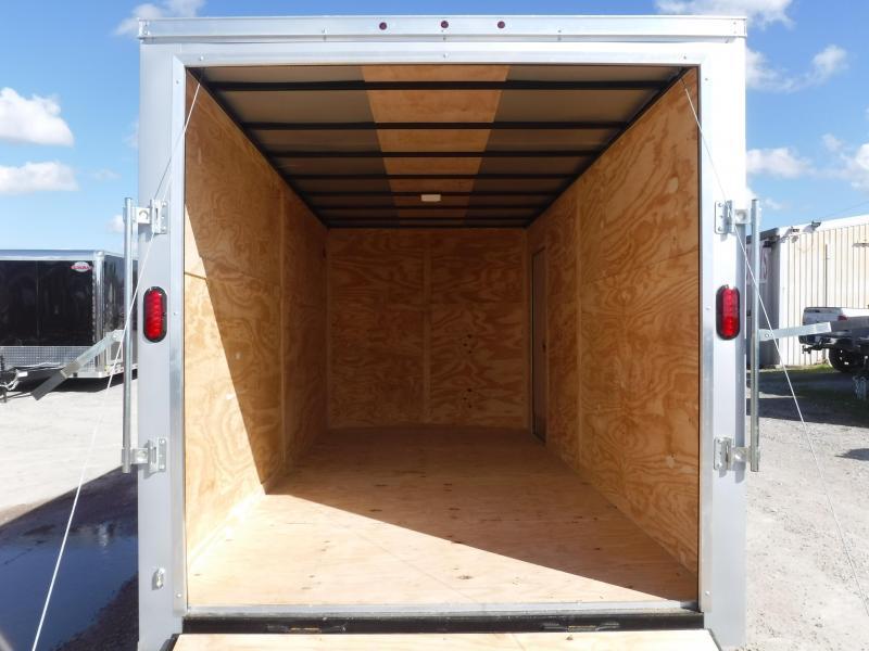 2019 Salvation Trailers 7X16 Enclosed Cargo Trailer