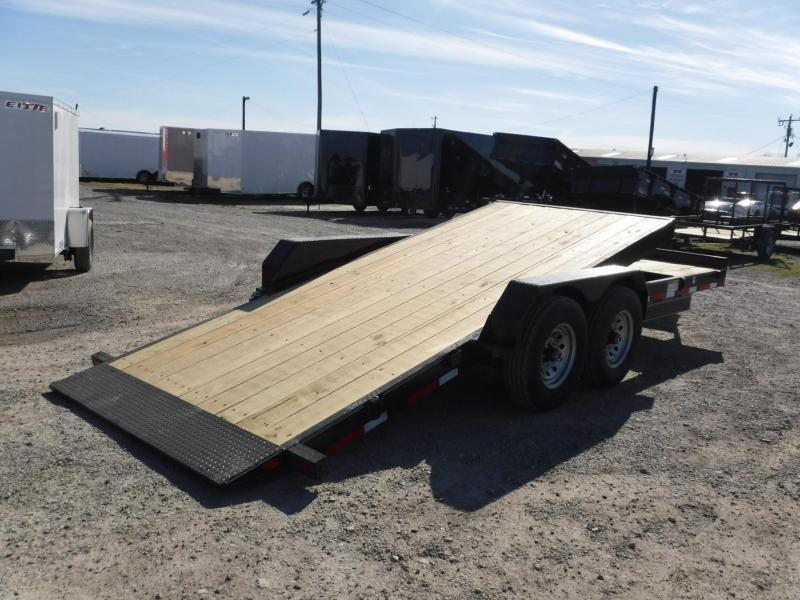 2019 Diamond C Trailer 82x20 45HDT Tilt Equipment Trailers
