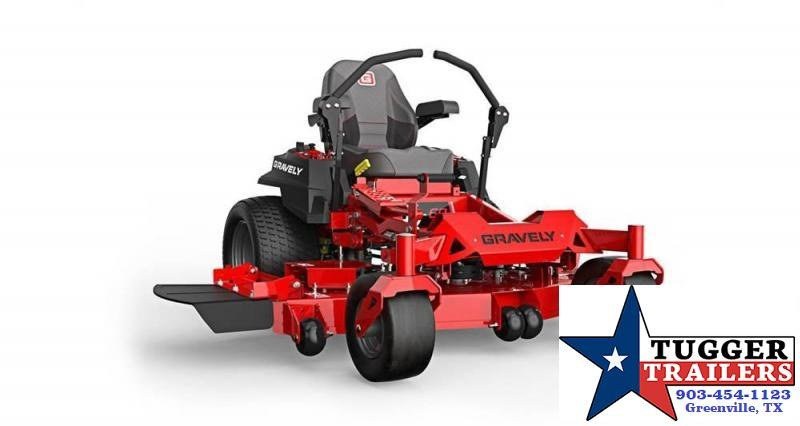 2018 Gravely ZT HD 52 Zero Turn Mower Lawn