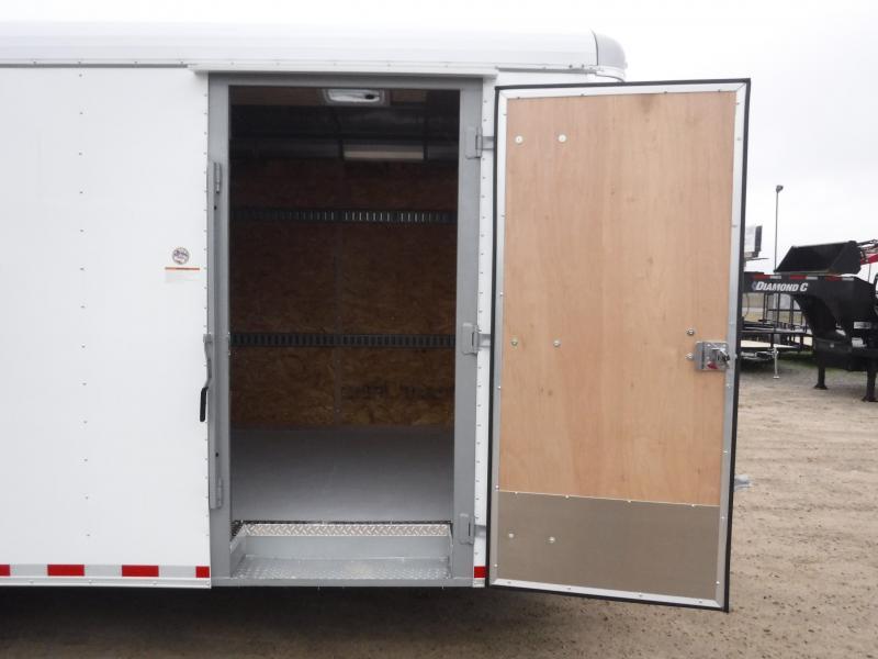 2019 Cargo Craft 8.5 x 20 20ft Expedition Enclosed Cargo Trailer
