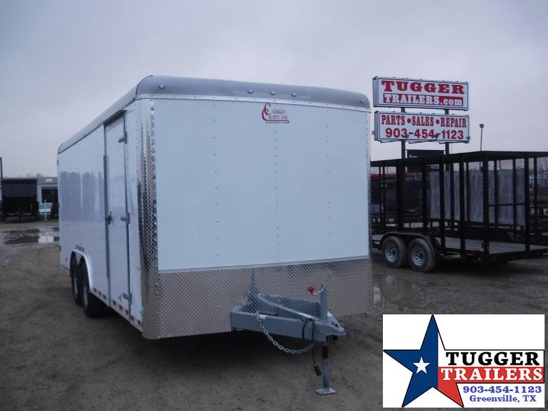 2019 Cargo Craft 8.5 x 20 20ft Expedition Enclosed Cargo Trailer
