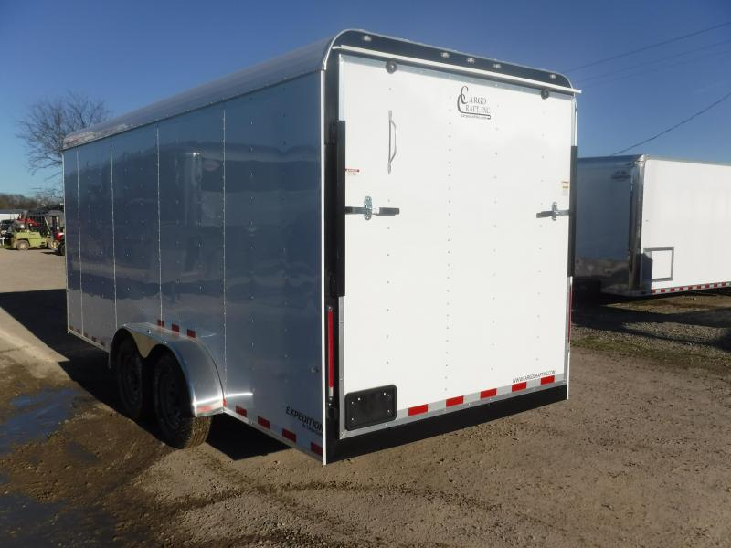 2019 Cargo Craft 7x18 Expedition Tandem Axle Enclosed Cargo Trailer