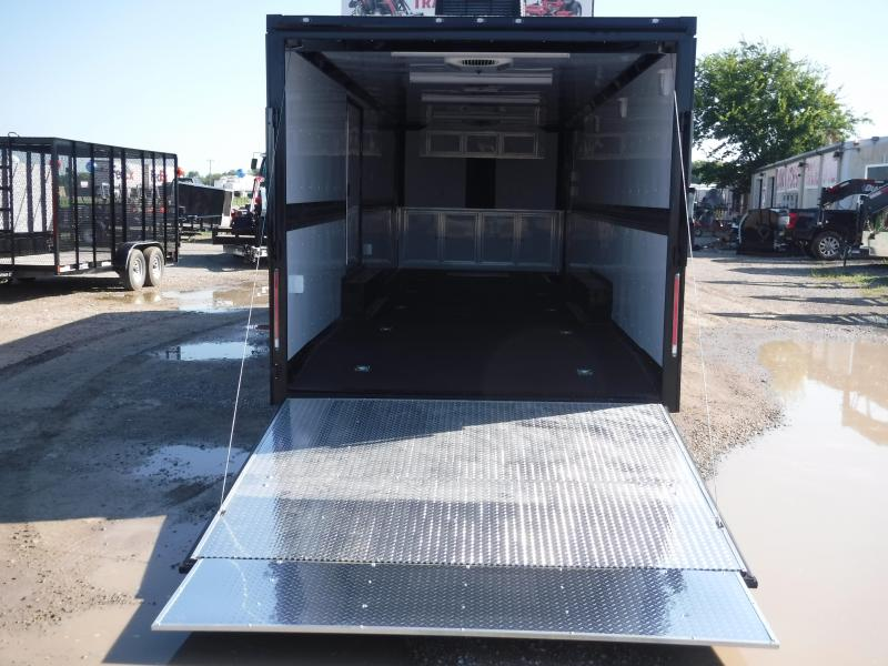2019 Cargo Craft 8.5 x 33 Car / Racing Trailer