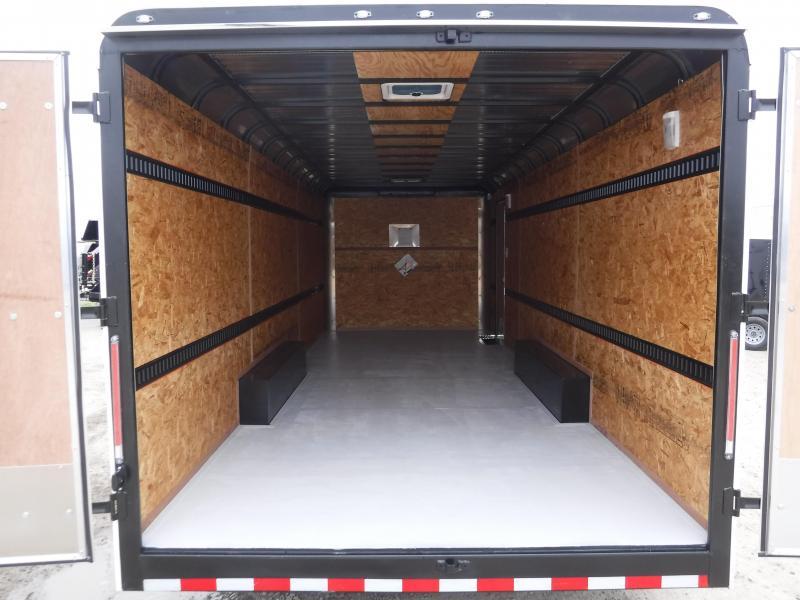 2019 Cargo Craft 8.5x24 24ft Expedition Double Door Enclosed Cargo Trailer