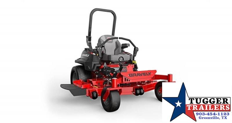 2019 Gravely Pro-Stance 60 Zero Turn Lawn Mower