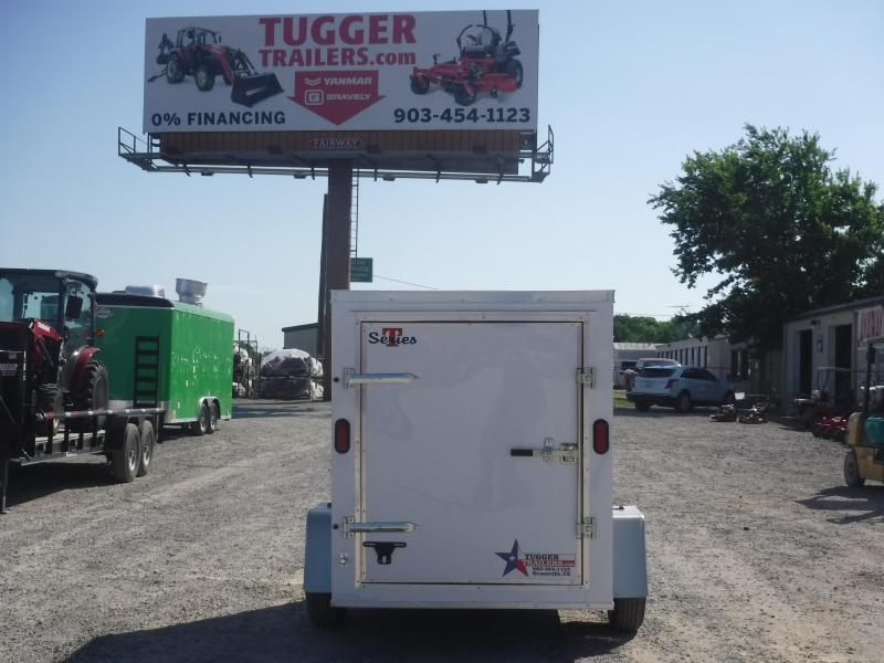 2019 T-Series Trailers 5 x 8 T-Series Enclosed Cargo Trailer
