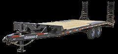 2019 Diamond C Trailers 102x26 26ft Gooseneck DEC102 Utility Flatbed Trailer