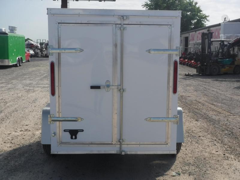 2019 T-Series 5 x 8 Cargo Enclosed Cargo Trailer